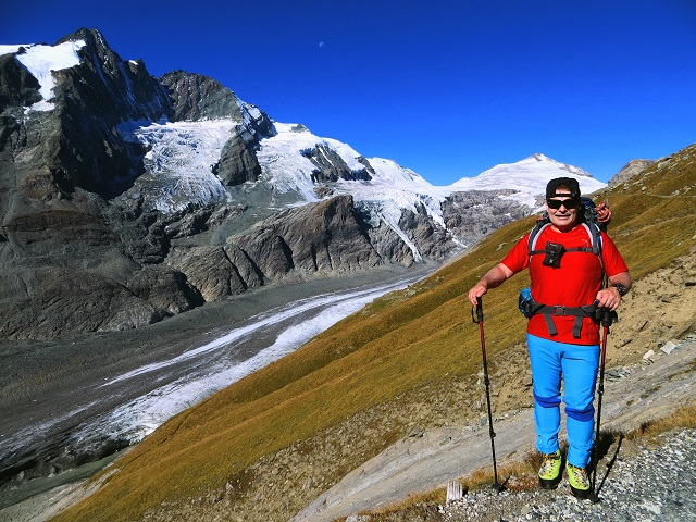 Foto: Andreas Koller / Wandertour / Über leichte Gletscher auf den Breitkopf (3154m) / 30.11.2019 01:19:32