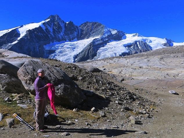 Foto: Andreas Koller / Wandertour / Über leichte Gletscher auf den Breitkopf (3154m) / 30.11.2019 01:19:15