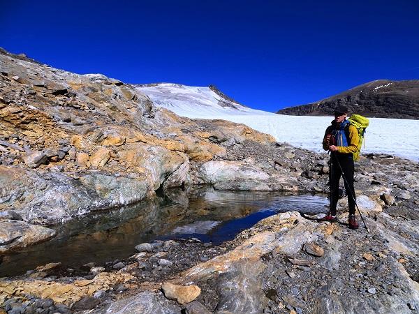 Foto: Andreas Koller / Wandertour / Über leichte Gletscher auf den Breitkopf (3154m) / 30.11.2019 01:18:52