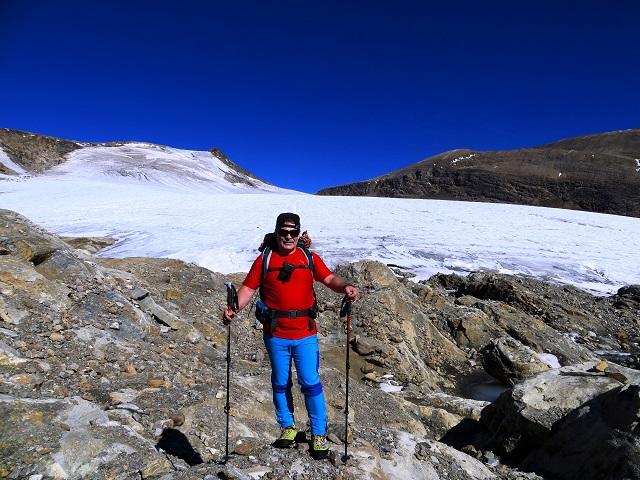 Foto: Andreas Koller / Wandertour / Über leichte Gletscher auf den Breitkopf (3154m) / 30.11.2019 01:18:46