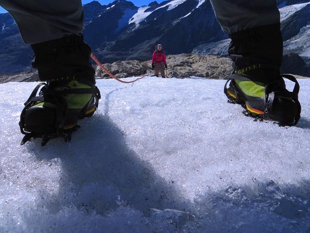 Foto: Andreas Koller / Wandertour / Über leichte Gletscher auf den Breitkopf (3154m) / 30.11.2019 01:18:25