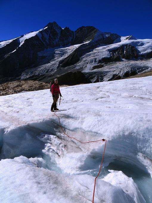 Foto: Andreas Koller / Wandertour / Über leichte Gletscher auf den Breitkopf (3154m) / 30.11.2019 01:18:11