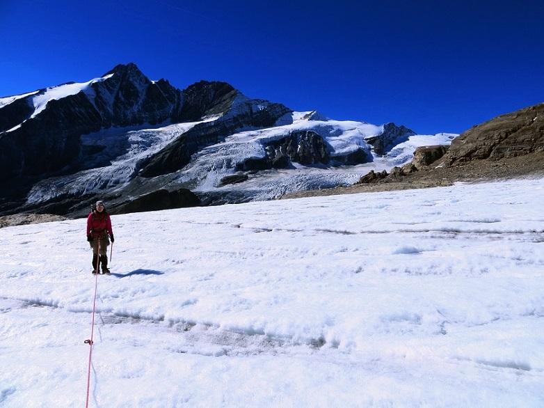 Foto: Andreas Koller / Wandertour / Über leichte Gletscher auf den Breitkopf (3154m) / 30.11.2019 01:17:58