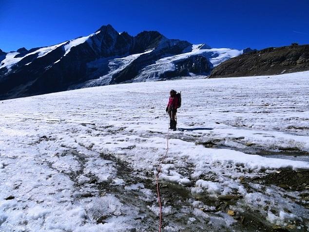 Foto: Andreas Koller / Wandertour / Über leichte Gletscher auf den Breitkopf (3154m) / 30.11.2019 01:17:45