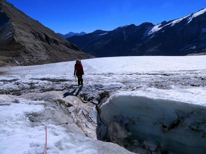 Foto: Andreas Koller / Wandertour / Über leichte Gletscher auf den Breitkopf (3154m) / 30.11.2019 01:17:06