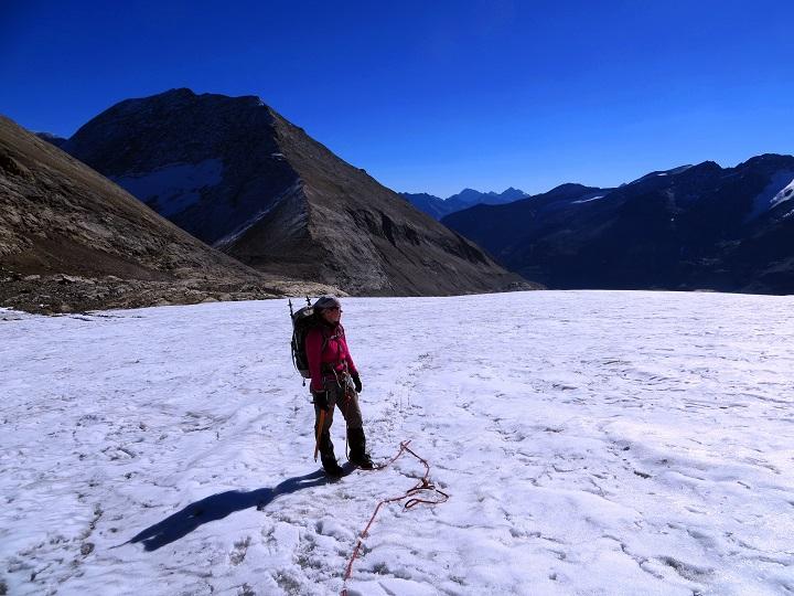 Foto: Andreas Koller / Wandertour / Über leichte Gletscher auf den Breitkopf (3154m) / 30.11.2019 01:16:42