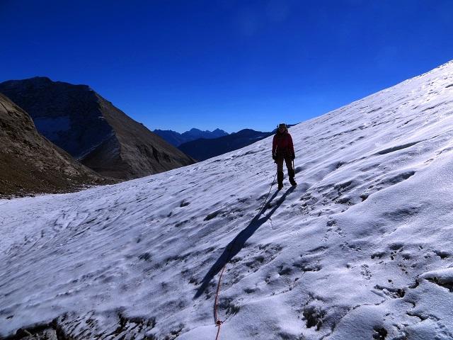 Foto: Andreas Koller / Wandertour / Über leichte Gletscher auf den Breitkopf (3154m) / 30.11.2019 01:16:35