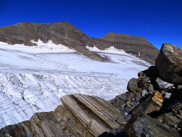 Foto: Andreas Koller / Wandertour / Über leichte Gletscher auf den Breitkopf (3154m) / 30.11.2019 01:16:19