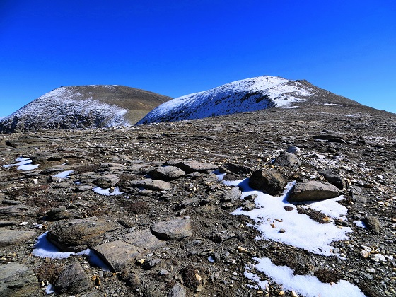 Foto: Andreas Koller / Wandertour / Über leichte Gletscher auf den Breitkopf (3154m) / 30.11.2019 01:15:33