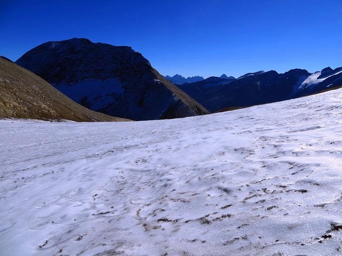 Foto: Andreas Koller / Wandertour / Über leichte Gletscher auf den Breitkopf (3154m) / Breitkopfscharte / 30.11.2019 01:14:43