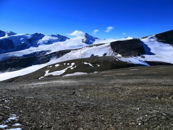 Foto: Andreas Koller / Wandertour / Über leichte Gletscher auf den Breitkopf (3154m) / 30.11.2019 01:14:25