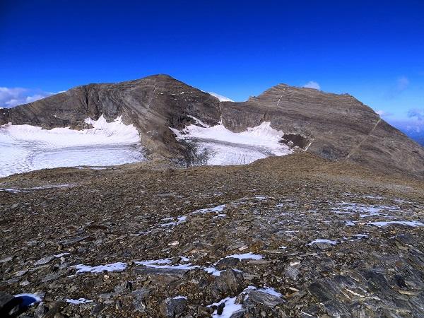 Foto: Andreas Koller / Wandertour / Über leichte Gletscher auf den Breitkopf (3154m) / 30.11.2019 01:13:57