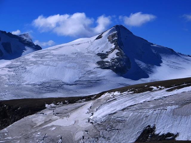 Foto: Andreas Koller / Wandertour / Über leichte Gletscher auf den Breitkopf (3154m) / Johannisberg (3463m) / 30.11.2019 01:13:24