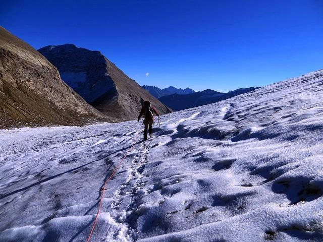 Foto: Andreas Koller / Wandertour / Über leichte Gletscher auf den Breitkopf (3154m) / 30.11.2019 01:11:46