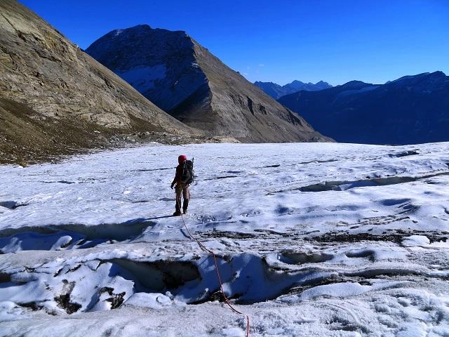 Foto: Andreas Koller / Wandertour / Über leichte Gletscher auf den Breitkopf (3154m) / 30.11.2019 01:11:31