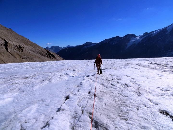 Foto: Andreas Koller / Wandertour / Über leichte Gletscher auf den Breitkopf (3154m) / 30.11.2019 01:11:11