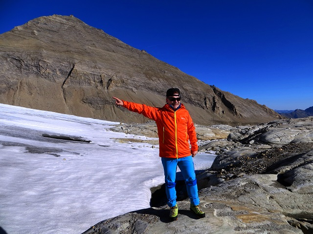 Foto: Andreas Koller / Wandertour / Über leichte Gletscher auf den Breitkopf (3154m) / 30.11.2019 01:10:23