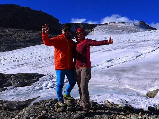 Foto: Andreas Koller / Wandertour / Über leichte Gletscher auf den Breitkopf (3154m) / 30.11.2019 01:10:13