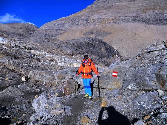 Foto: Andreas Koller / Wandertour / Über leichte Gletscher auf den Breitkopf (3154m) / 30.11.2019 01:09:55