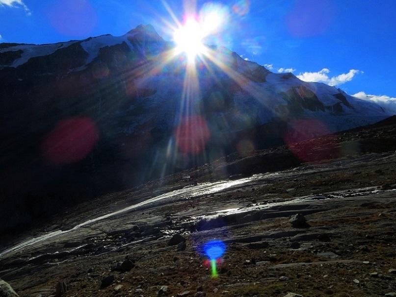 Foto: Andreas Koller / Wandertour / Über leichte Gletscher auf den Breitkopf (3154m) / 30.11.2019 01:09:27