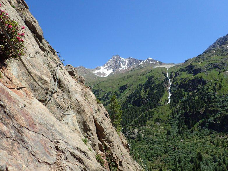 Foto: Manfred Karl / Klettersteigtour / Holderli Seppl Klettersteig / 06.12.2019 06:26:13