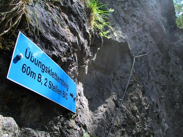 Foto: Andreas Koller / Klettersteigtour / Übungsklettersteig Galitzenklamm (735m) / 19.12.2019 02:10:12
