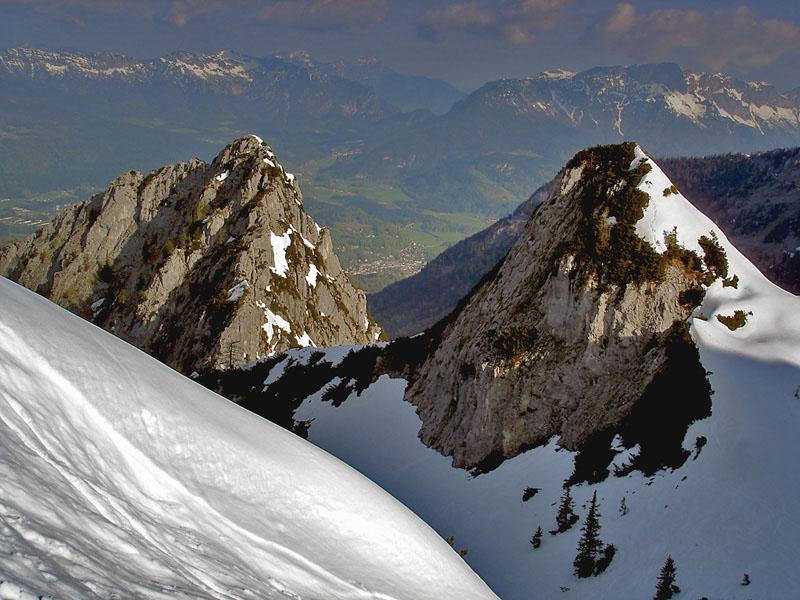 Foto: Rupert Gredler / Skitour / Das Hohe Brett / 22.03.2020 14:42:41