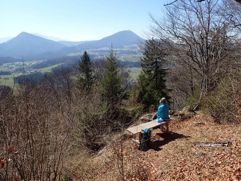Foto: Manfred Karl / Wandertour / Gitzenberg, 918 m / Sonniger Rastplatz am Gipfel / 28.05.2020 19:51:01