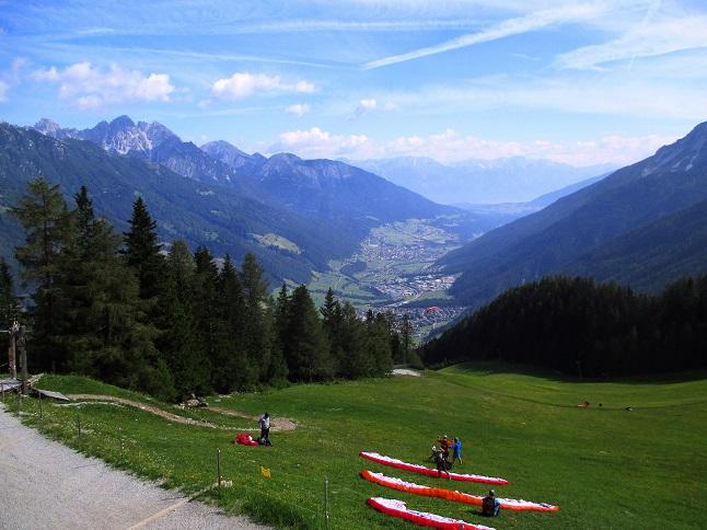 Foto: Andreas Koller / Klettersteigtour / Nordwand-Klettersteig Elferturm (2499m) / Zustieg von der Elfer-Bergstation via Elferhütte / 09.07.2020 18:43:54