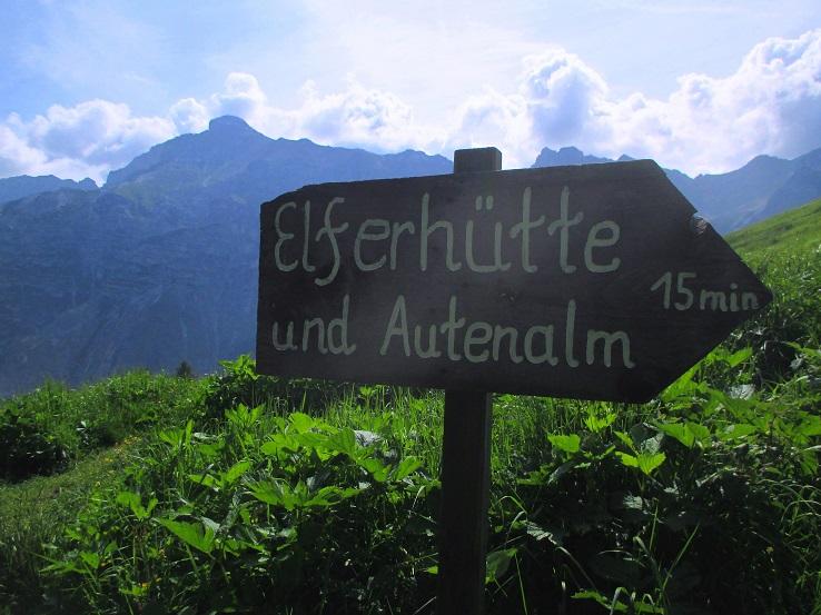 Foto: Andreas Koller / Klettersteigtour / Nordwand-Klettersteig Elferturm (2499m) / 09.07.2020 18:43:30