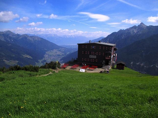 Foto: Andreas Koller / Klettersteigtour / Nordwand-Klettersteig Elferturm (2499m) / 09.07.2020 18:42:54