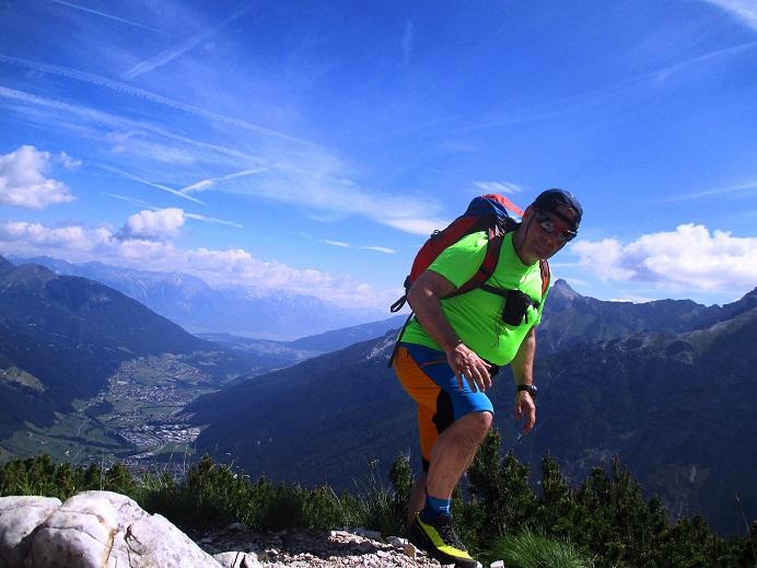 Foto: Andreas Koller / Klettersteigtour / Nordwand-Klettersteig Elferturm (2499m) / 09.07.2020 18:42:45