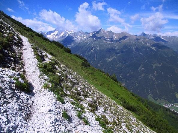 Foto: Andreas Koller / Klettersteigtour / Nordwand-Klettersteig Elferturm (2499m) / 09.07.2020 18:42:39