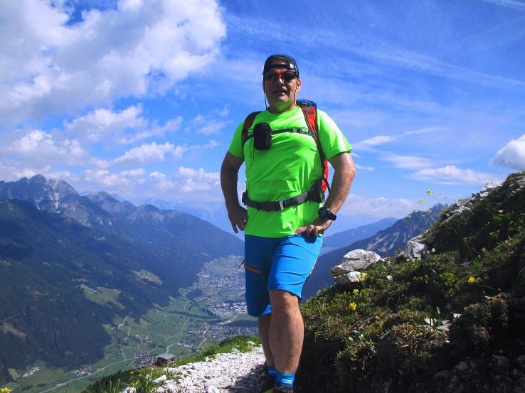 Foto: Andreas Koller / Klettersteigtour / Nordwand-Klettersteig Elferturm (2499m) / 09.07.2020 18:42:32