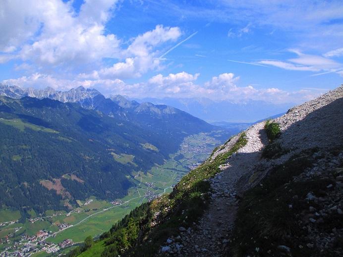 Foto: Andreas Koller / Klettersteigtour / Nordwand-Klettersteig Elferturm (2499m) / 09.07.2020 18:42:26