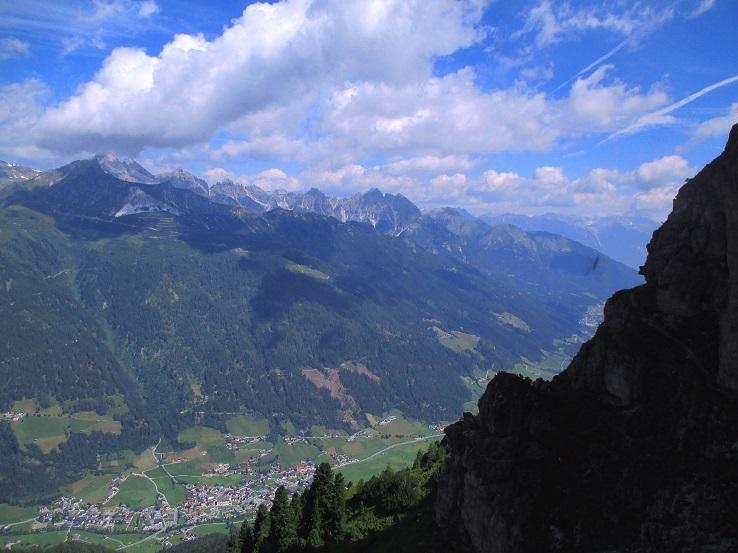 Foto: Andreas Koller / Klettersteigtour / Nordwand-Klettersteig Elferturm (2499m) / 09.07.2020 18:42:21