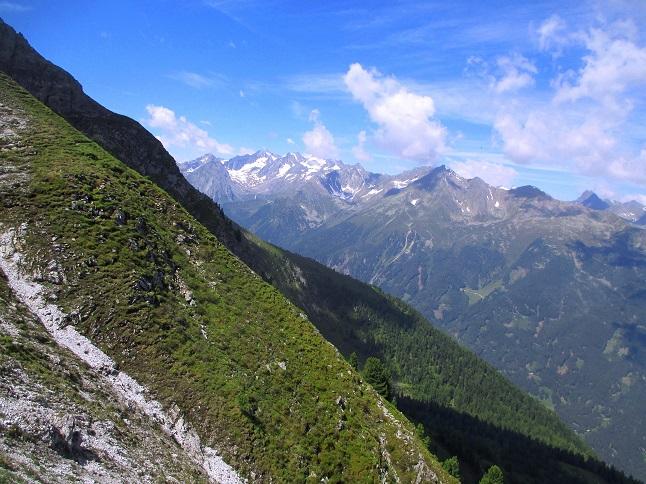 Foto: Andreas Koller / Klettersteigtour / Nordwand-Klettersteig Elferturm (2499m) / 09.07.2020 18:42:15
