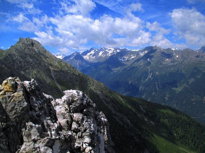 Foto: Andreas Koller / Klettersteigtour / Nordwand-Klettersteig Elferturm (2499m) / 09.07.2020 18:41:07