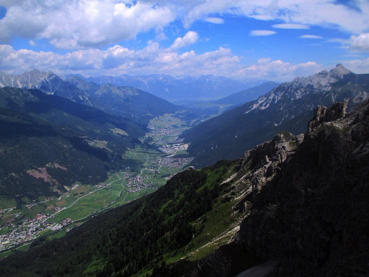 Foto: Andreas Koller / Klettersteigtour / Nordwand-Klettersteig Elferturm (2499m) / 09.07.2020 18:40:46
