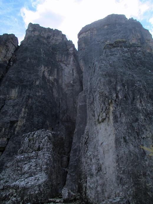 Foto: Andreas Koller / Klettersteigtour / Nordwand-Klettersteig Elferturm (2499m) / 09.07.2020 18:40:40