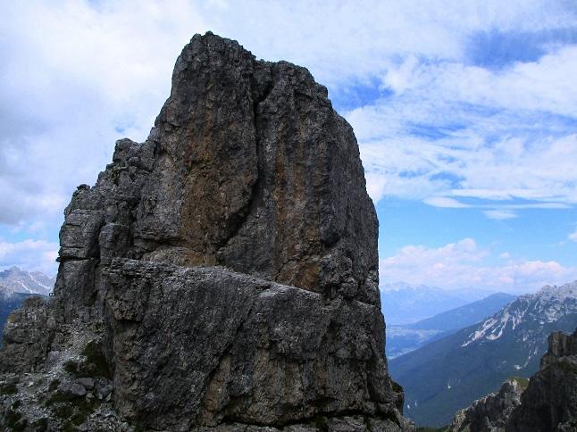 Foto: Andreas Koller / Klettersteigtour / Nordwand-Klettersteig Elferturm (2499m) / 09.07.2020 18:40:32