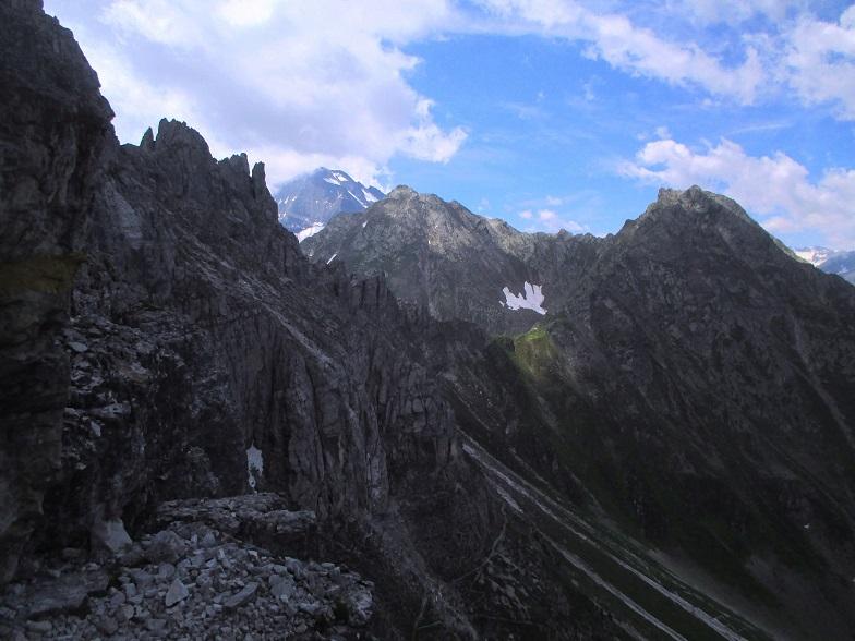 Foto: Andreas Koller / Klettersteigtour / Nordwand-Klettersteig Elferturm (2499m) / 09.07.2020 18:40:26