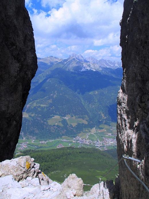 Foto: Andreas Koller / Klettersteigtour / Nordwand-Klettersteig Elferturm (2499m) / 09.07.2020 18:38:43