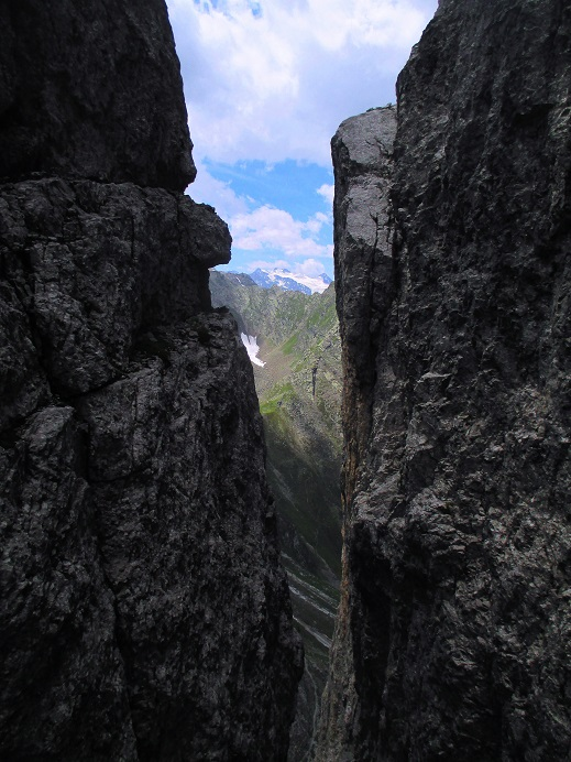 Foto: Andreas Koller / Klettersteigtour / Nordwand-Klettersteig Elferturm (2499m) / 09.07.2020 18:38:07