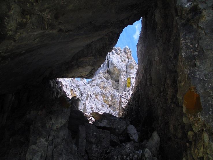 Foto: Andreas Koller / Klettersteigtour / Nordwand-Klettersteig Elferturm (2499m) / 09.07.2020 18:37:04