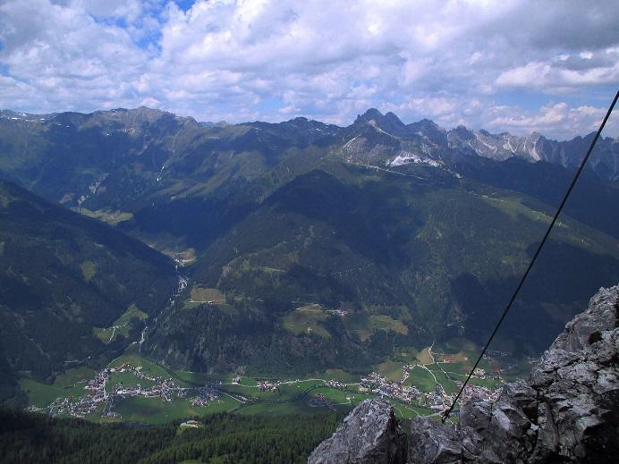 Foto: Andreas Koller / Klettersteigtour / Nordwand-Klettersteig Elferturm (2499m) / 09.07.2020 18:34:39
