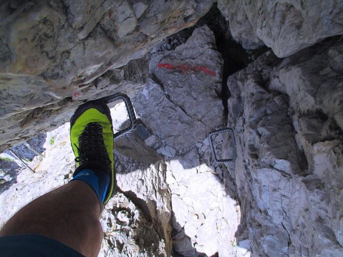 Foto: Andreas Koller / Klettersteigtour / Nordwand-Klettersteig Elferturm (2499m) / 09.07.2020 18:34:18