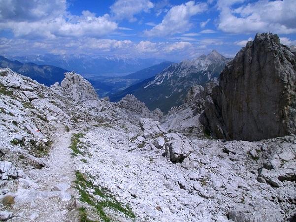 Foto: Andreas Koller / Klettersteigtour / Nordwand-Klettersteig Elferturm (2499m) / 09.07.2020 18:33:35