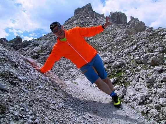 Foto: Andreas Koller / Klettersteigtour / Nordwand-Klettersteig Elferturm (2499m) / 09.07.2020 18:33:10