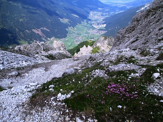 Foto: Andreas Koller / Klettersteigtour / Nordwand-Klettersteig Elferturm (2499m) / 09.07.2020 18:33:01